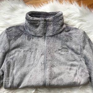 NWT grey north face jacket